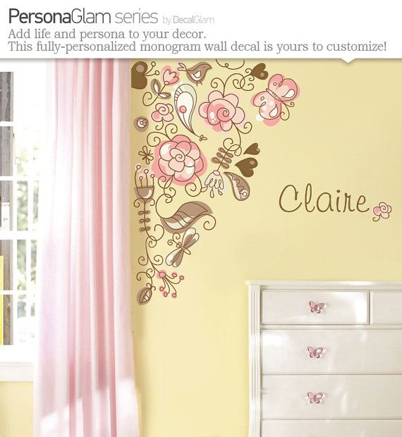 26 best Wall decals images on Pinterest | Child room, Nursery ideas ...