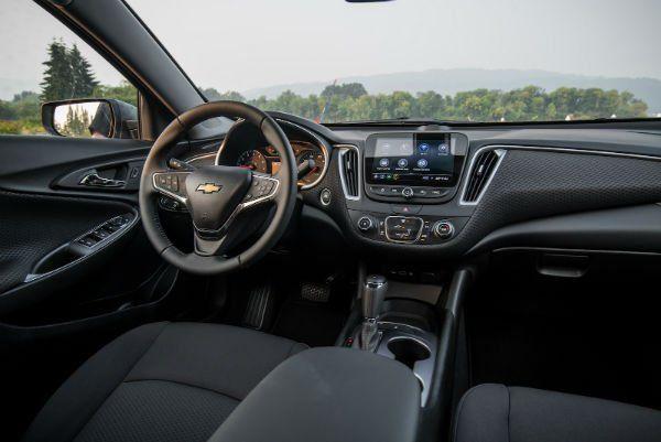 2020 Chevrolet Malibu Premier Interior In 2020 Chevy Malibu Chevrolet Chevrolet Malibu