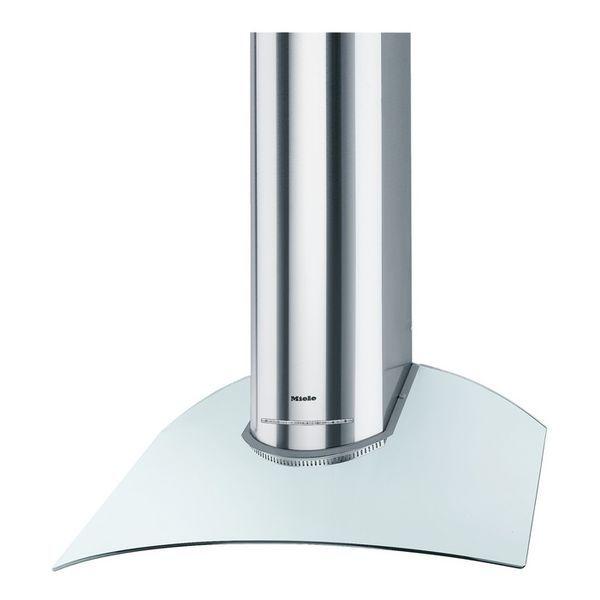 Miele Glass & Stainless Steel 90CM Canopy Rangehood DA2494SS. | E&S Trading - Kitchen, Bathroom & Laundry