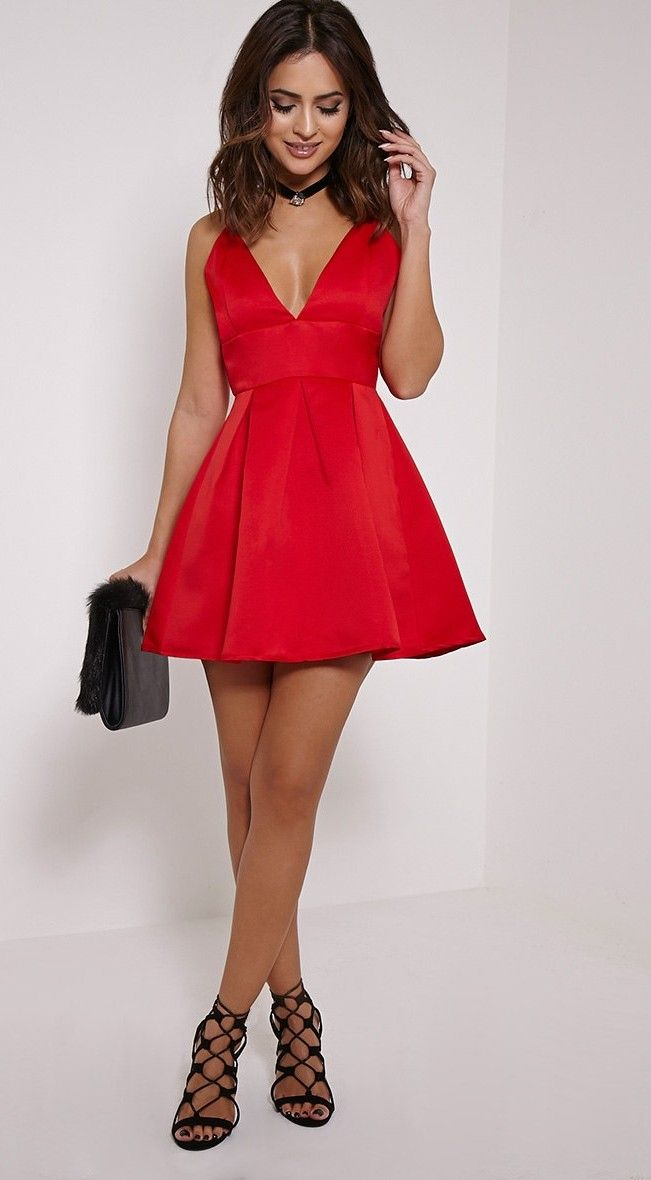 15 Summer Party Dresses Youll Want To Wear! Husbands holiday work cocktail  party w booties 9ff33a11e