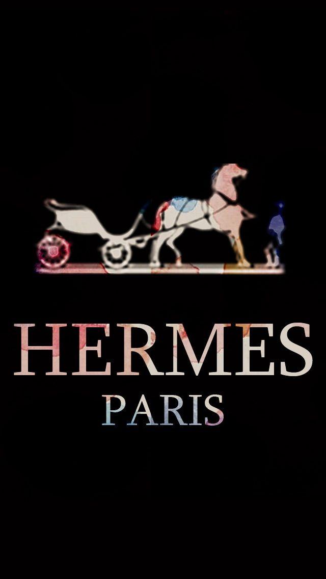 The IPhone 5 Wallpaper I Just Pinned Hermes Paris Logo BB
