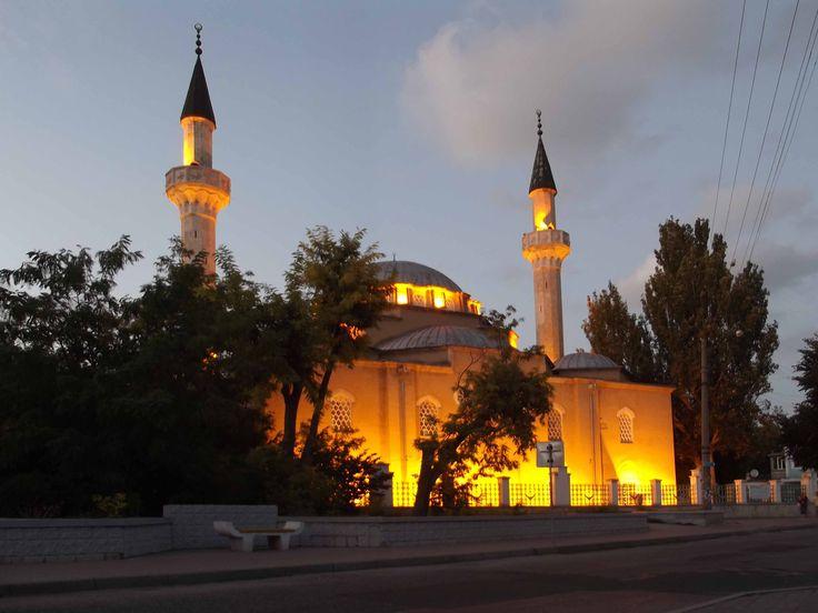 Ahat Jami Mosque