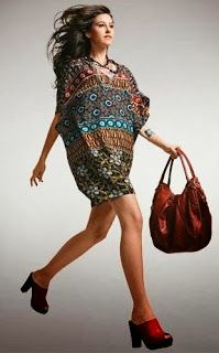 Πρότυπα της μόδας για το Μέτρο: Χιτώνες EASY
