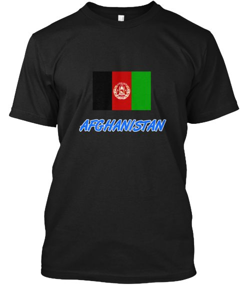 Afghanistan Flag Artistic Blue Design Black T-Shirt Front - This is the perfect gift for someone who loves Afghanistan. Thank you for visiting my page (Related terms: I Heart Afghanistan,Afghanistan,Afghan,Afghanistan Travel,I Love My Country,Afghanistan Flag, Afghan #Afghanistan, #Afghanistanshirts...)