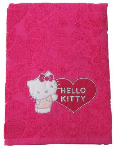 Set asciugamano viso e ospite Hello Kitty. http://www.carillobiancheria.it/set-asciugamano-viso-e-ospite-hello-kitty-100-spugna-di-cotone-fucsia-l341.html