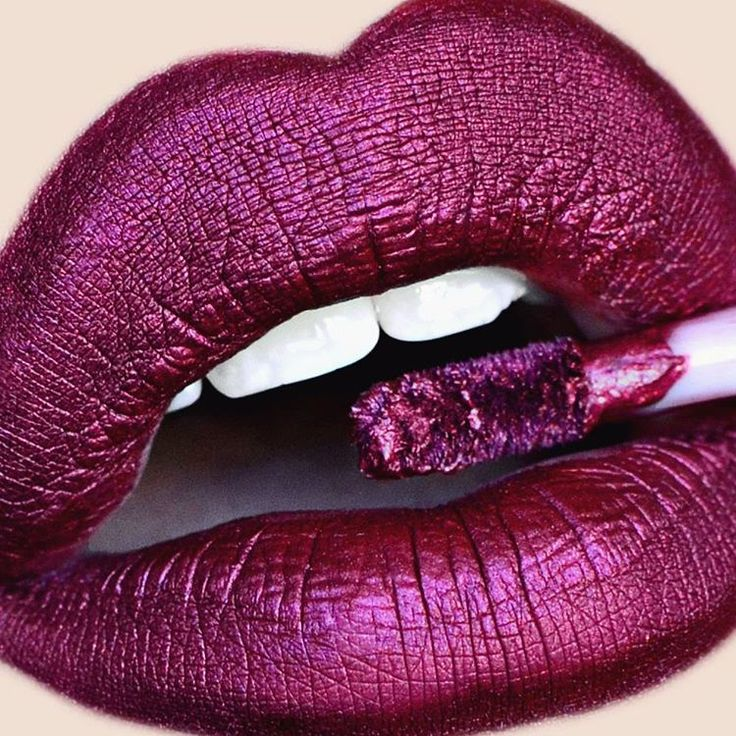 Blackberry Purple Lips | Limecrime in Raisin Hell #lipstick #lip color #makeup #beauty @aspa_shidaqin