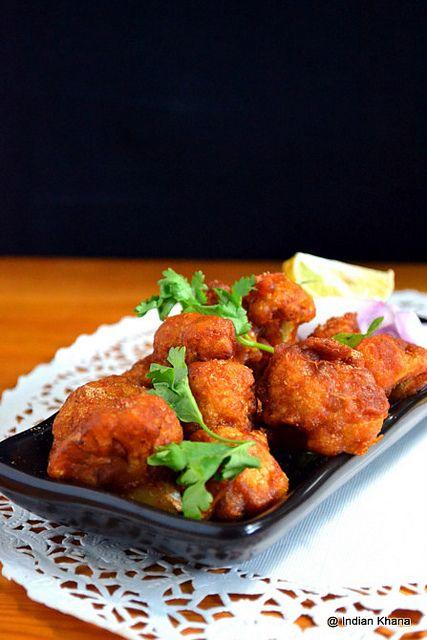 Gobi 65 | Chilli Gobi | Indo-Chinese Recipes