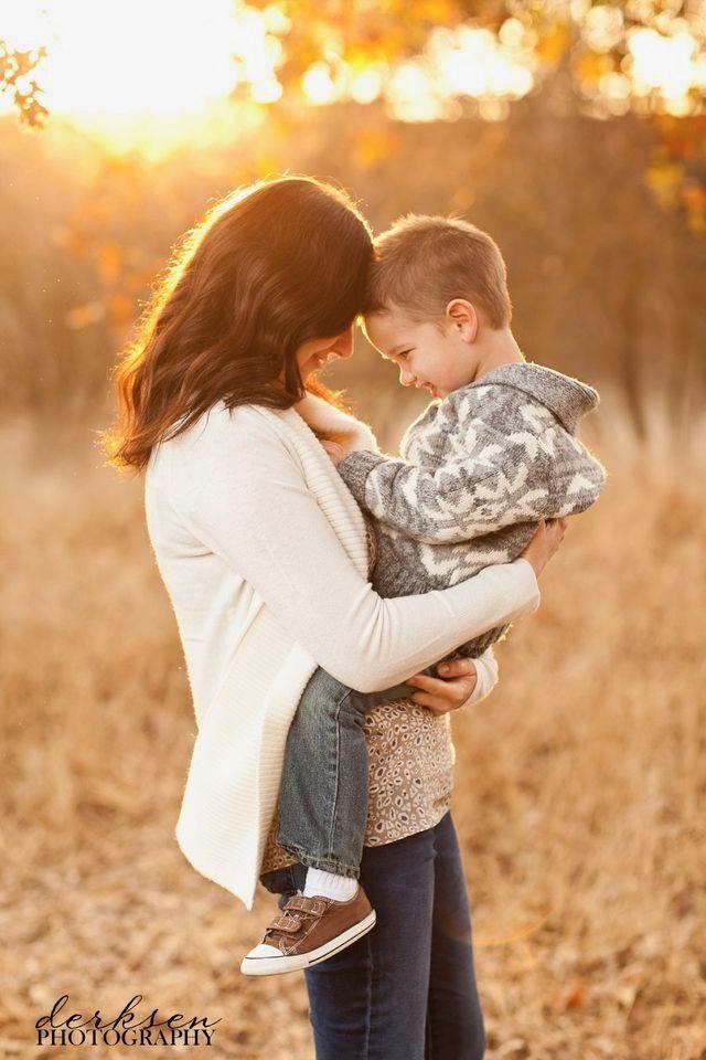 Картинка мама с сыном, лет вот такое
