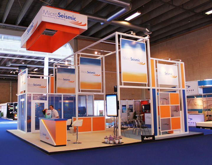 Custom Stand Design, Modular & System Built Exhibition Stands, Exhibition Stand Designers Specialists - Mems International