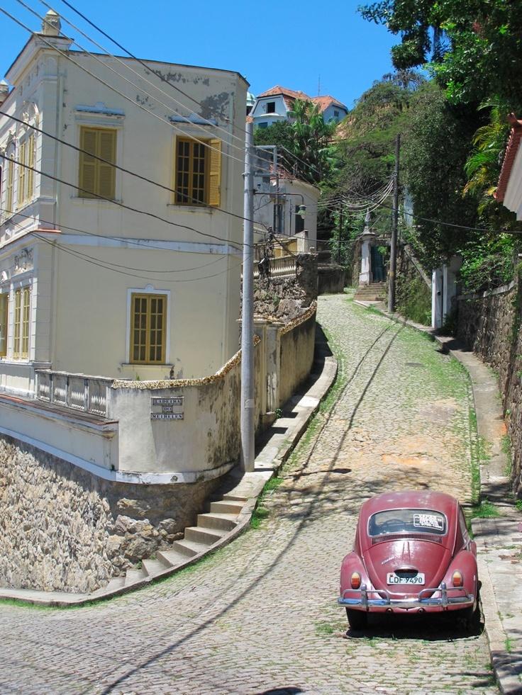Santa Teresa, Rio De Janeiro, Brazil 2011