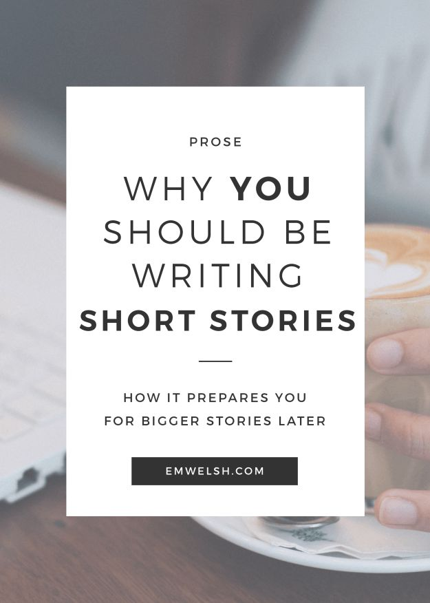 Why you should be writing short stories | Are you someone who dreams of writing a novel? Maybe you even hate the short story! Before you get ahead of yourself, take a minute to write a few more short stories to fine-tune your craft! | short story | writing preparation | short story tips | short story writing