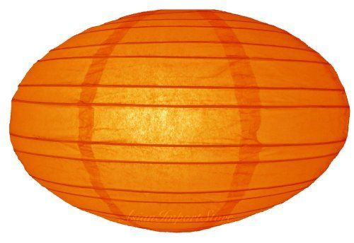 """16"""" Orange Saturn Paper Lantern by Asian Import Store, Inc.. $4.50. This Saturn paper lantern has a unique UFO shape.. (All lanterns sold without lighting, lighting kits must be purchased separately). Dimensions: 16"""" dia x 9""""H. Lantern is held open with a wire expander.. This Saturn paper lantern has a unique UFO shape. Lantern is held open with a """"C"""" hook expander.  Dimensions: 16"""" dia x 9""""H  (All lanterns sold without lighting, lighting kits must be purchased separately)"""