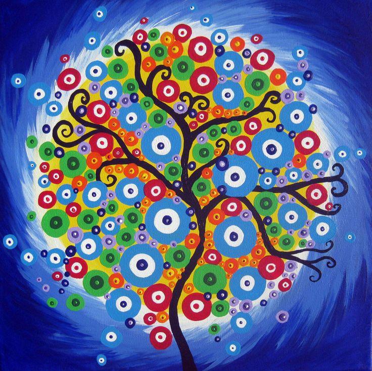 ART PAİNTİNG TREE | Design Patterns Studio
