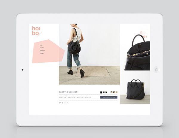 Hoi Bo by Blok Design , via Behance
