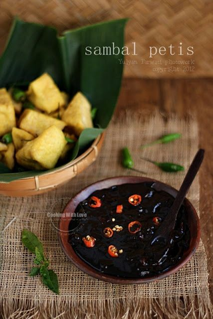 Cooking With Love: Sambal Petis
