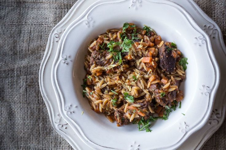 Giouvetsi – Oven Baked Beef and Orzo Casserole by greek chef Akis. A traditional Greek recipe that everybody loves and it will amaze you!