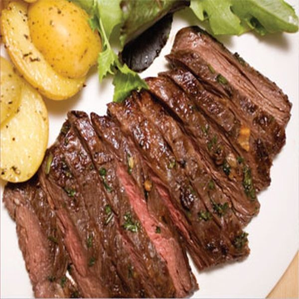 Never Better Beef Marinade  My version of this recipe.... came out great  1 cup oil 3/4 cup soy sauce  1/2 cup lemon juice  1/4 cup Worcestershire sauce  1/4 cup Dijon mustard  1 clove minced garlic  Salt and pepper to taste