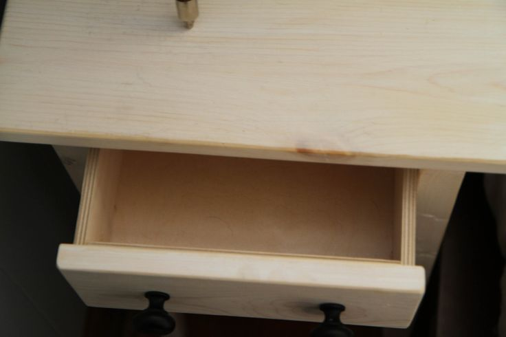 Handmade Night Stand or End Table by HammerWoodFurniture on Etsy, $150.00