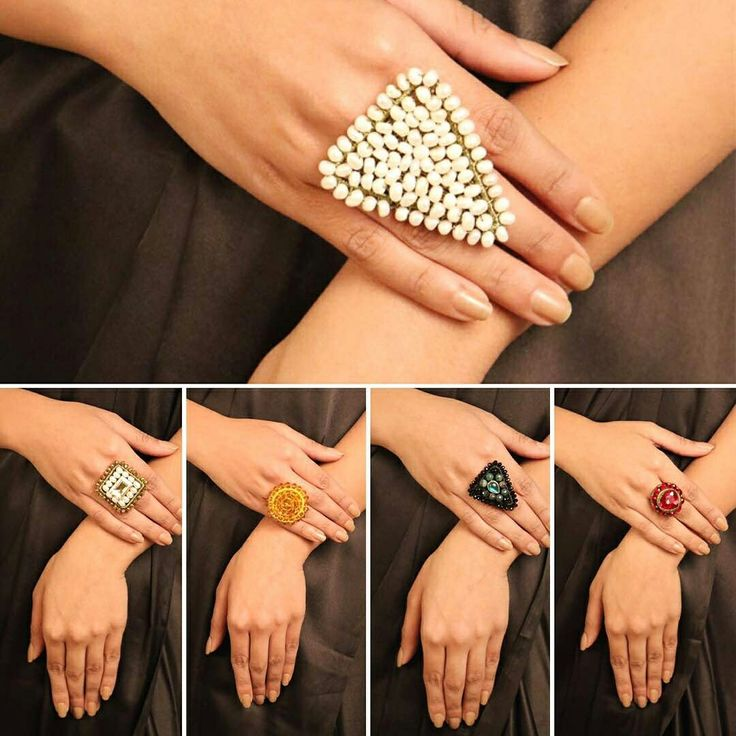 Unique rings with different cut-out details and patterns  #Vaidaan #vaidaanjewellery #jewelry #handmade #rings  #accessories  #design #fashion #bridal #bling #trend #womensjewellery #wedding #bridal #beautiful #fashionshow #stylishlook #pendant #beauty #summertime #outfitideas #outfit #partywear #casualstyle #moderndesign