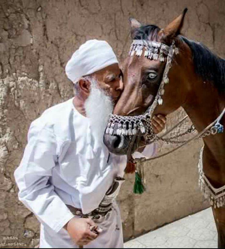 Global Views Horse: I Love My Horse, Oman