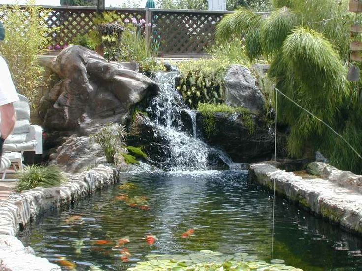 12 best images about koi pools on pinterest for Fiberglass garden ponds