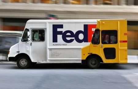 Fedex vs DHL