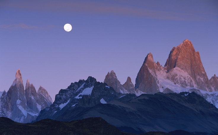 Рассвет в Патагонии, Theo Allofs