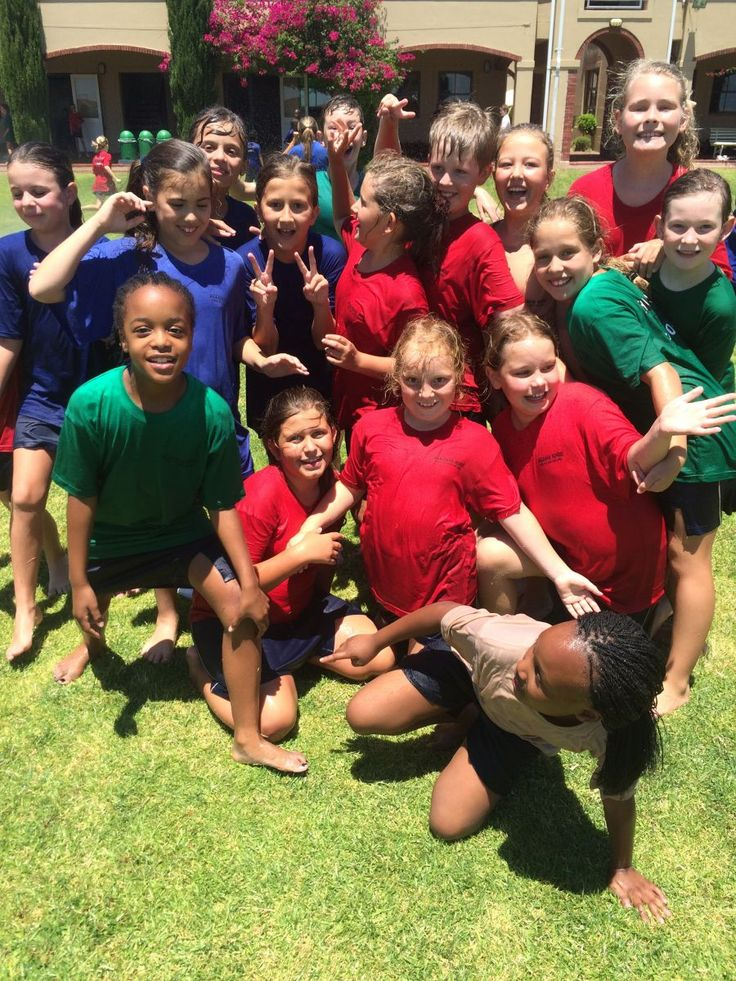 ....and this is how Grade 4 pupils celebrated Founder's Day!