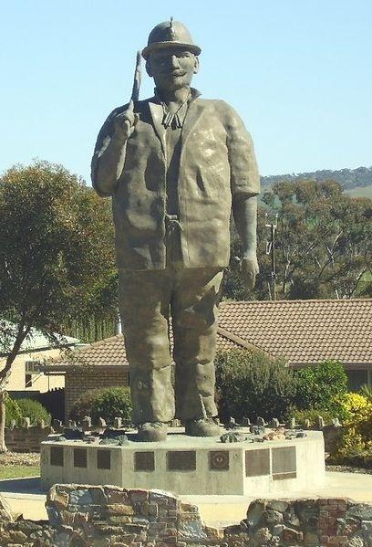 Big Things South Australia - the big miner