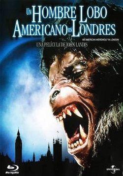 Un hombre lobo Americano en Londres online latino 1981 - Terror