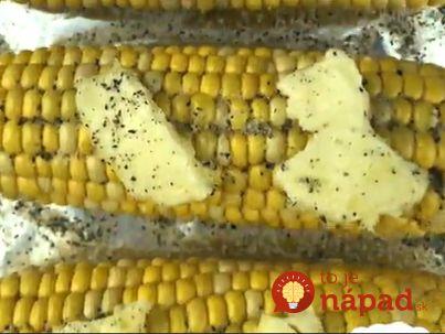 Keď vyskúšate toto, kukuricu už nebudete variť: Najchutnejšie pečená kukurica z rúry, potrebujete 3 prísady!