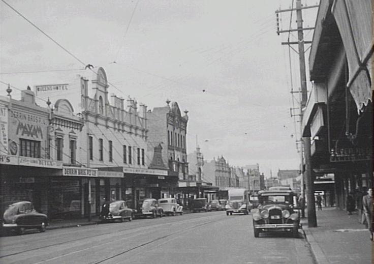 Enmore Road 1940's Google Image Result for http://www.sydneyarchives.info/images/stories/Streets/EnmoreRd1940s.jpg
