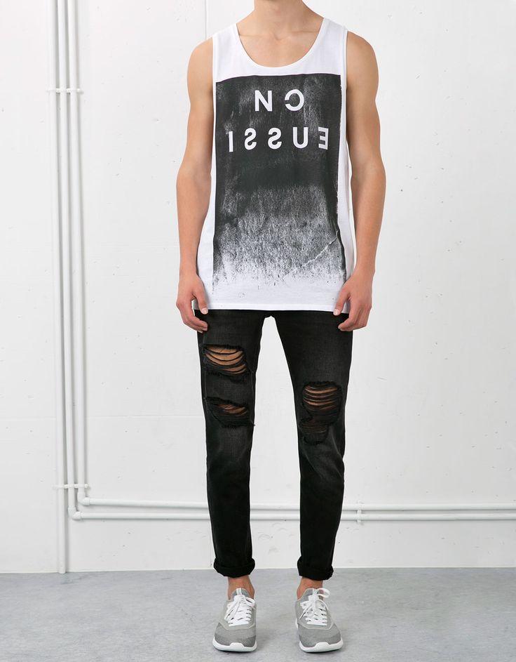 Nike Roshe Mens Noir Veste Ukrainian