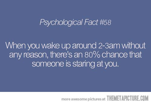 what the hell................This happens to me all the time. not sleeping anymore.