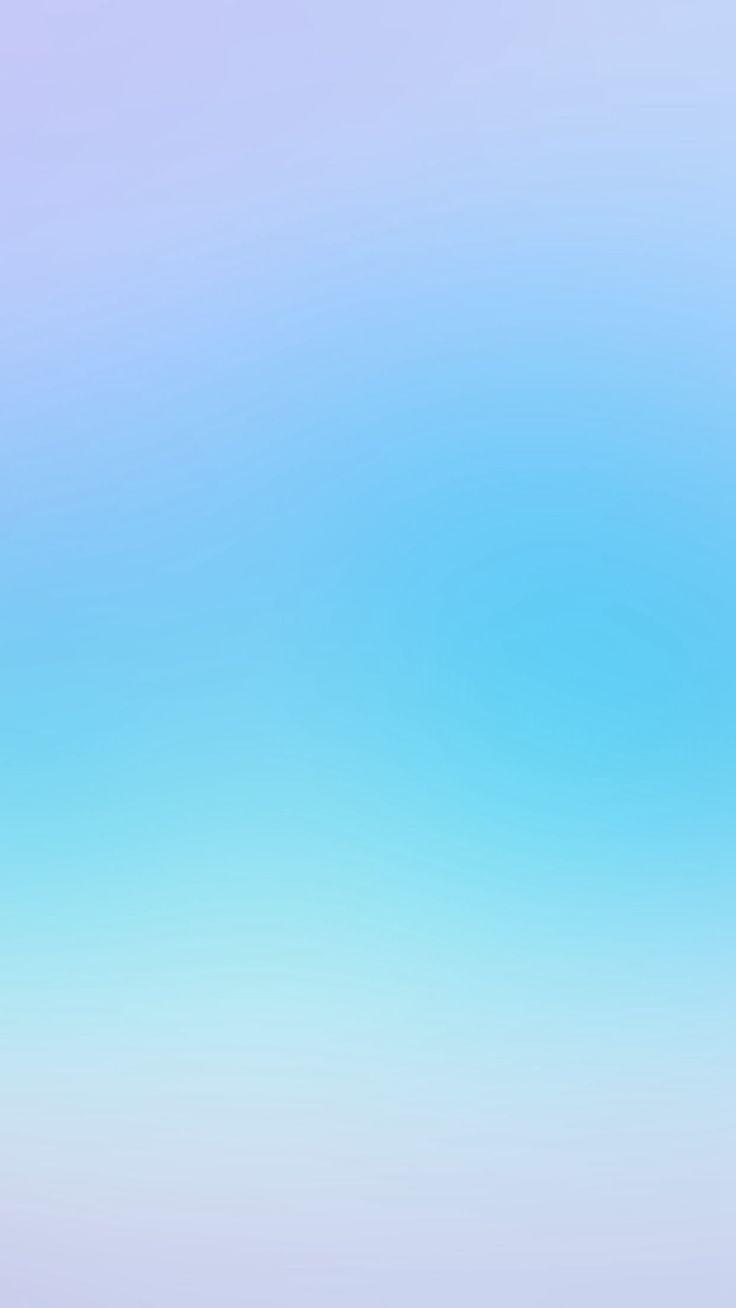 Blue Lonly Sleep Gradation Blur #iPhone #6 #plus #wallpaper