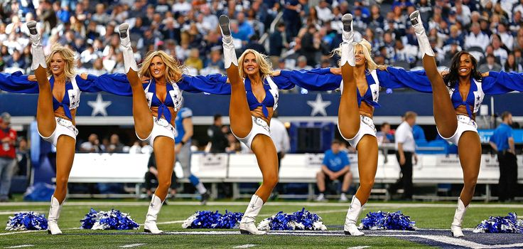 NFL Cheerleaders