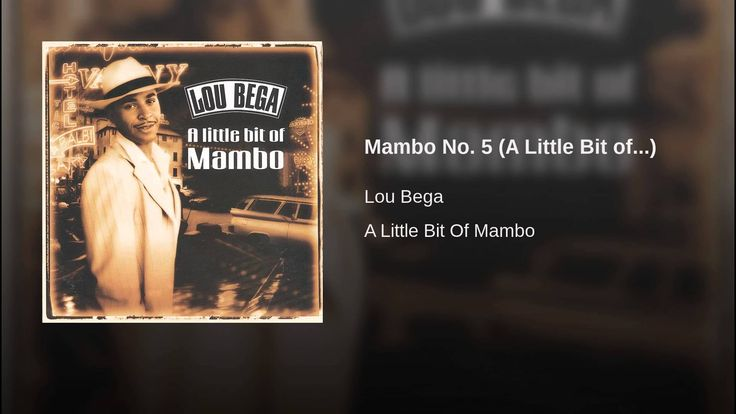 Mambo No. 5 (A Little Bit of...) - YouTube