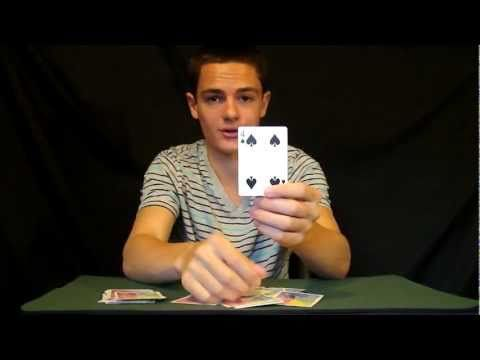 card magic tricks revealed pdf free