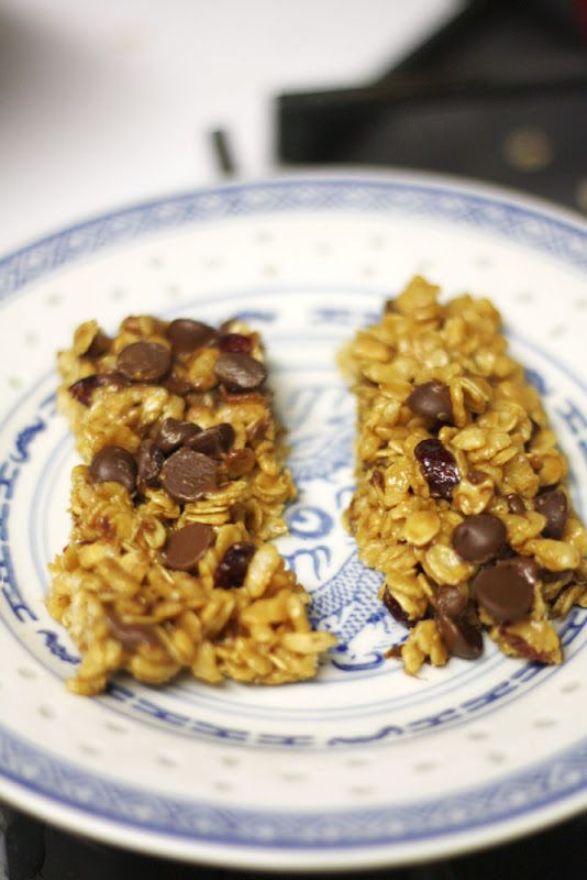 Rachael Caringella | Talk2TheTrees: Gluten Free Breakfast Bars