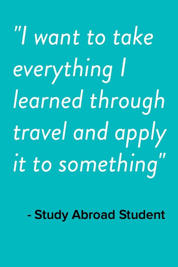 Is studying abroad on your bucket list? Tips & resources inside!