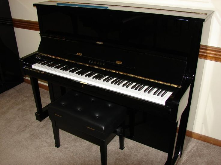13 best upright yamaha images on pinterest pianos piano for Yamaha electric upright piano