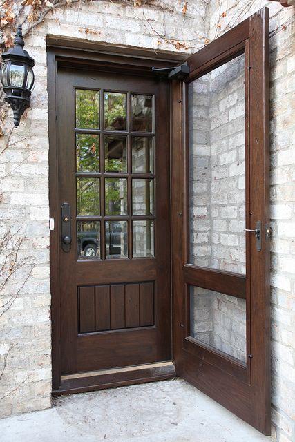 TOP Ideas Before Buying Your Wood Exterior Doors - TOP Cool DIY