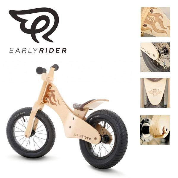 Bicicleta madera Early Rider