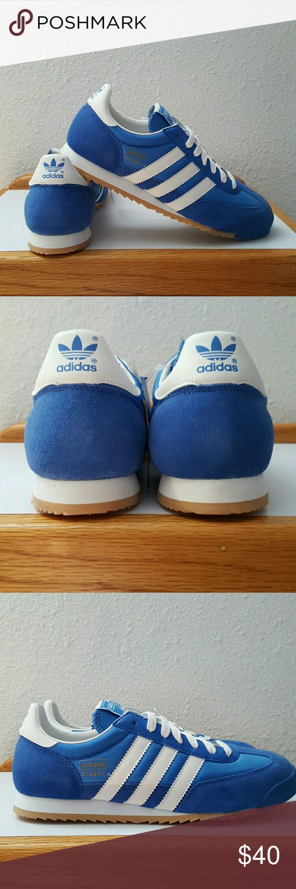 Adidas Originals Dragon Lady Never worn...original tags but no box.  Tiny tear on outside of right shoe near stripe closest to heel. Adidas Shoes Sneakers