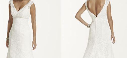 ¡Nuevo vestido publicado!  David's Bridal - T6-8 ¡por sólo $12000! ¡Ahorra un 33%!   http://www.weddalia.com/mx/tienda-vender-vestido-de-novia/davids-bridal-t6-8/ #VestidosDeNovia vía www.weddalia.com/mx