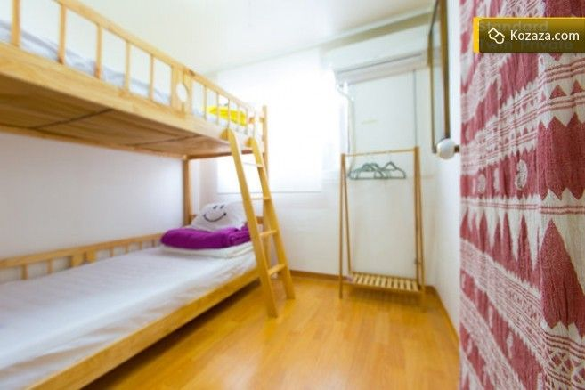 MISOguesthouse Twin room