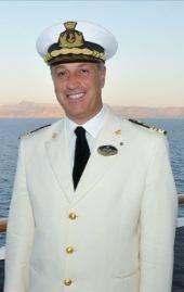Captain Francesco Saverio Veniero (Age: 51): Started his career with MSC in 1993 and was promoted to Second Officer in 1999. After serving with other cruise companies he re-joined MSC Cruises as Staff Captain in 2005. He held this rank for six seasons until he was promoted to Captain in 2009. Today he is on his 6th season on an MSC ship. Captain Veniero has commanded Lirica and Musica class ships. (updated: 2012)