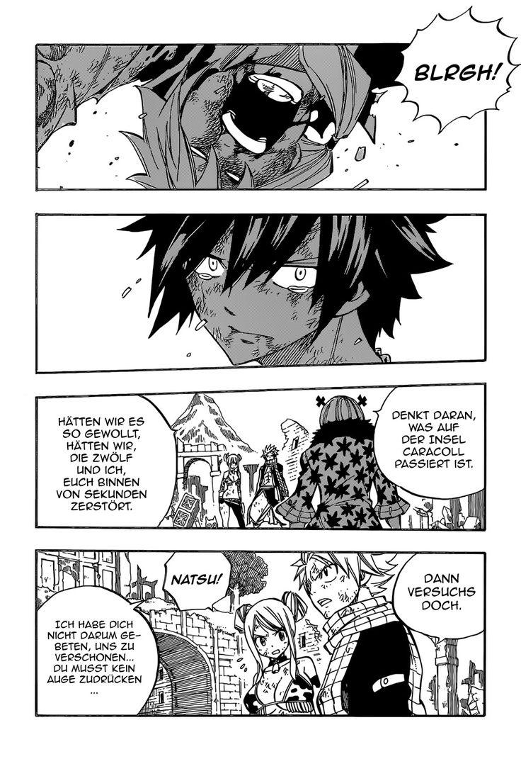 Fairy Tail Manga Kapitel 500