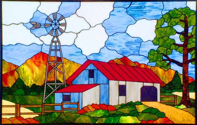 """""""Country Bliss"""" by Phyllis Shue"""