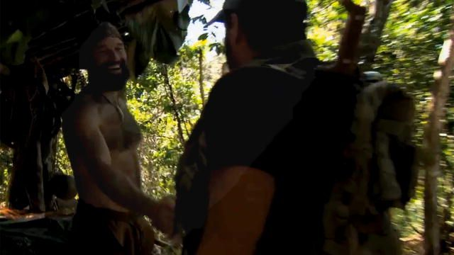 Joe Teti and Matt Graham's First Meeting | Dual Survival | Discovery